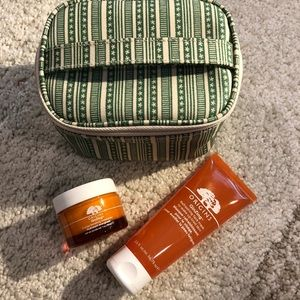 NWT Origins GinZing face mask and moisturizer duo